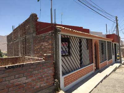 Por Ocasion Remato Casa En Socabaya Arequipa $ 85,000.00