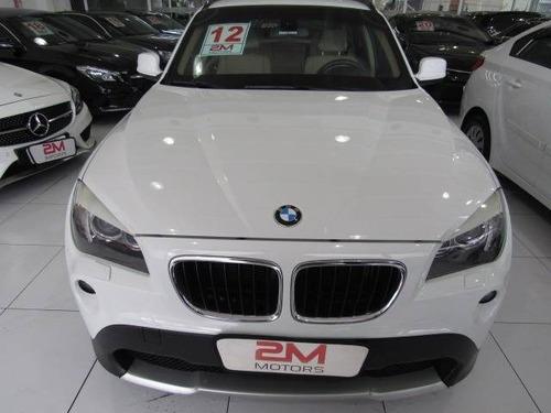 Bmw X1 2.0 16v Gasolina Sdrive18i 4p Automático Blindado