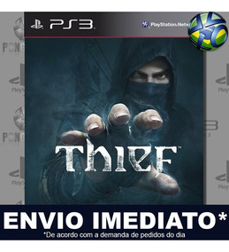 Thief Ps3 Midia Digital Psn Envio Imediato