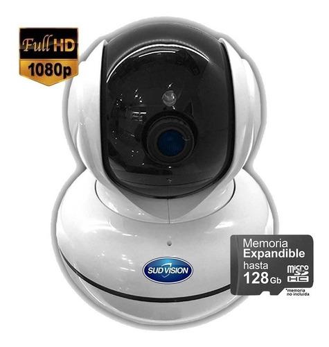 Camara Ip 1080p Full Hd Motorizado P2p Wifi Led Array 360
