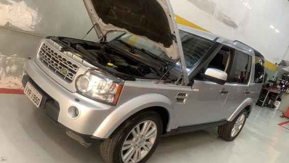 Land Rover Discovery 4 4 Diesel 2.7