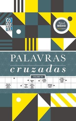 Palavras Cruzadas - Nível Médio - Volume 10