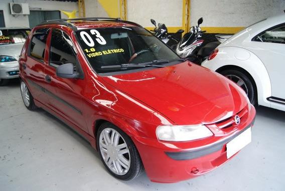 Celta 1.0 Mpfi Vhc Gasolina 4p Vermelho 2003