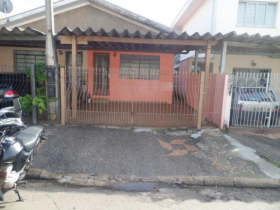 Casa Residencial Para Locação, Jardim Santa Rosa, Nova Odessa. - Ca4733
