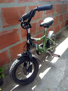 Bicicleta De Niño Rodado 12