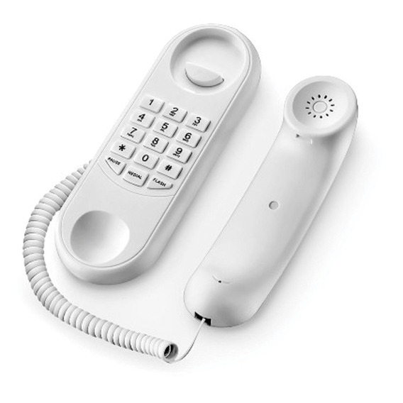 Interfone Universal Branco Se400