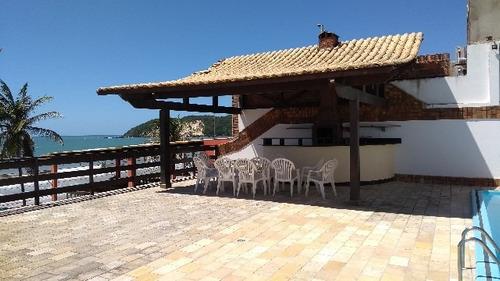 Imagem 1 de 20 de Casa Beira Mar Em Ponta Negra - Natal/rn - Ca6752