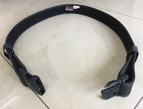 Cinturon Porta Armamento Bianchi De Policia Talla L Velcro