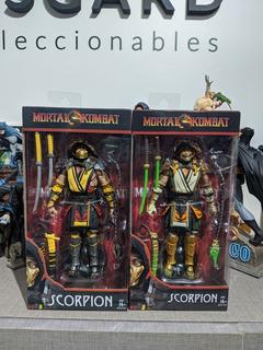 Mcfarlane Toys Mortal Kombat Scorpion X 2 Gamestop - Asgard