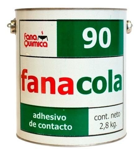 Cemento De Contacto Fanacola 90 | 2.8kgs - 4lts