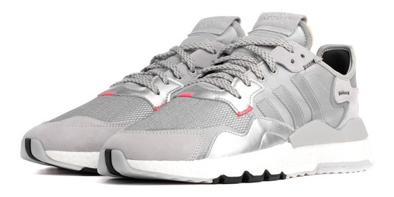 adidas Nite Jogger Boost Sneaker Retro Urbano Tenis Original