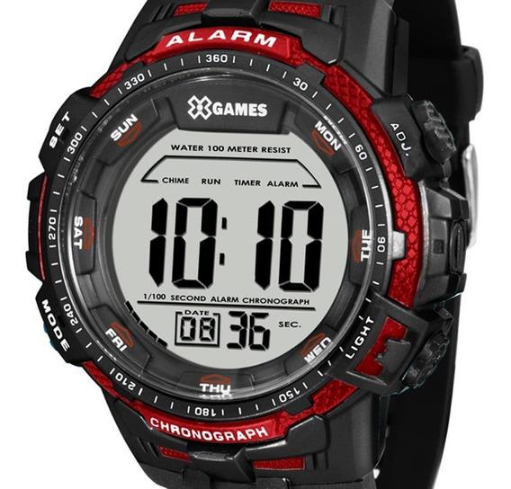 Relógio X-games Masculino Xmppd425 Bxpx C/ Garantia E Nf