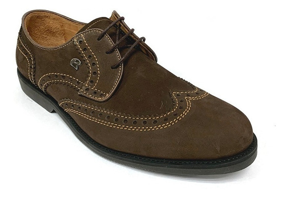 Zapatos De Vestir Rossi Caballero Marrón Ro 0601 Corpez 77