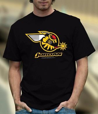 Camiseta B&h Jordan - Formula 1 2001 Frentzen E Trulli - F1