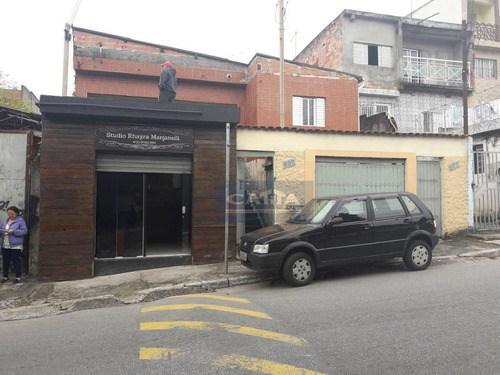Casa À Venda, 200 M² Por R$ 500.000,00 - Vila Princesa Isabel - São Paulo/sp - Ca4001