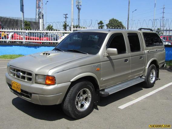 Ford Ranger 2.3 4x2 Mt