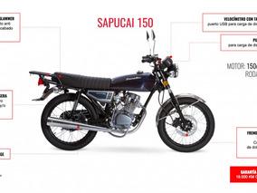 Zanella Sapucai 150 Z3 F Freno A Disco