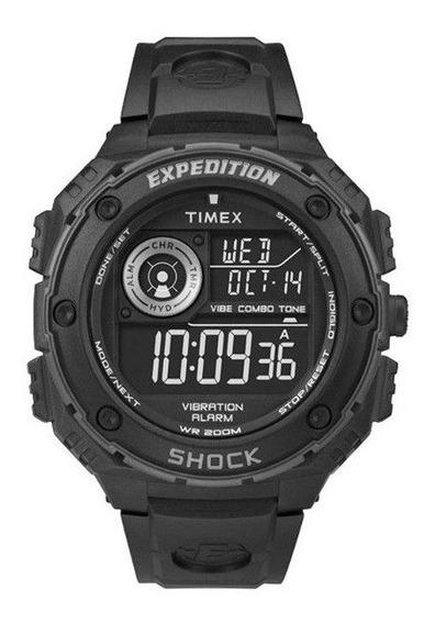 Reloj Caballero Timex Expedition Original T49983 Digital