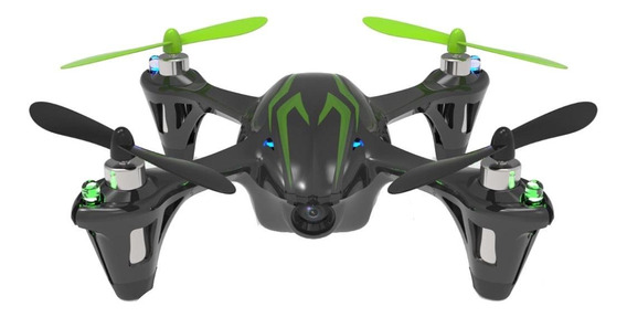 Drone Hubsan X4 H107C Standard HD black/green