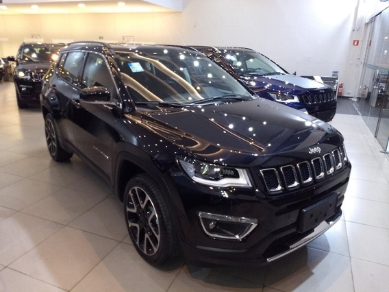 Jeep Compass Limited 2.0 Diesel 4x4 Aut Completo 0km2020