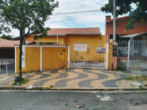Casa Para Alugar, 100 M² Por R$ 1.700,00/mês - São Bernardo - Campinas/sp - Ca14699