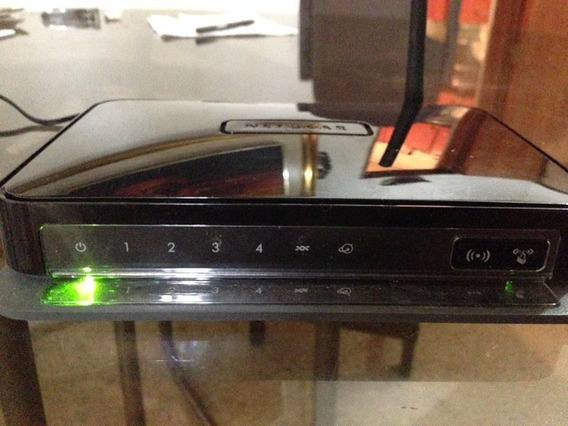 Modem Wifi Router Dgn1000 Netgear Adsl2+ Aba