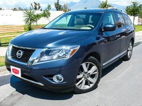 Nissan Pathfinder Exclusive 4wd 2013