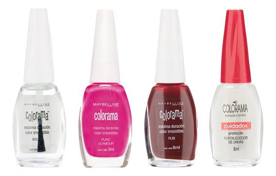 Combo Colorama: Tratamiento, Color Y Brillo Desde Casa! N°2