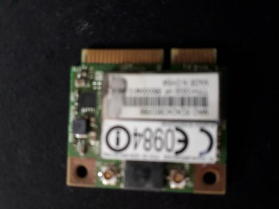 Placa Wifi Wireless Rede Sem Fio Noote Bcm943225hm Broadcom