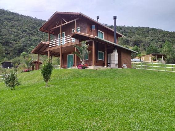 Sítio Com 3 Dormitórios À Venda, 4000 M² Por R$ 265.000 - Centro - Anitápolis/sc - Si0048