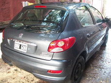 Peugeot 207 Full Chocado Sin Faltantes Titular