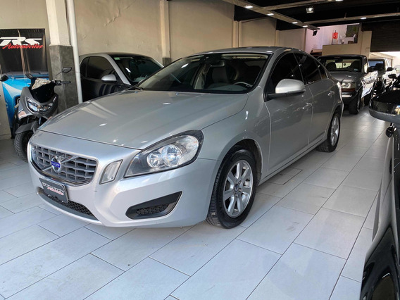 Volvo S60 2.0 T4 180cv At 2013 Unica Dueña! Impecable!