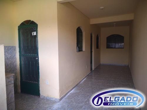 Imagem 1 de 10 de Casa Com 1 Quarto Em Nova Cidade - Itaboraí - 102 - 69010636