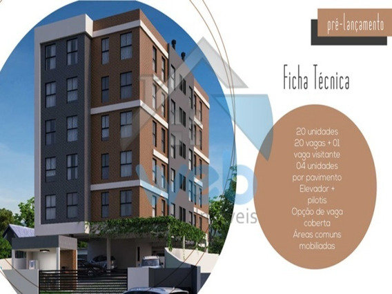 Apartamento, Planta, São José Dos Pinhais, Financiamento - Ap00125 - 33271942