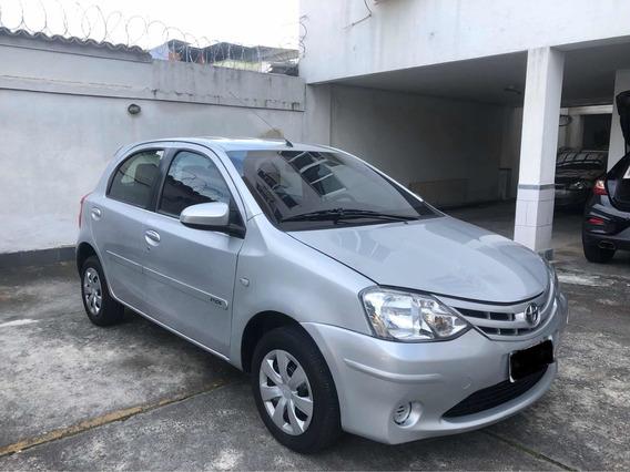 Toyota Etios 1.5 16v Xs 4p 2015