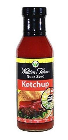 Walden Farms Ketchup, 12 Onzas