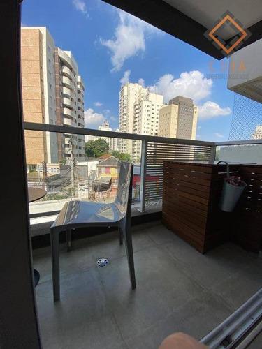 Imagem 1 de 13 de Studio Com 1 Dormitório À Venda, 30 M² Por R$ 618.000,00 - Perdizes - São Paulo/sp - St0064