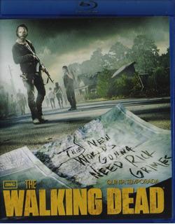The Walking Dead Quinta Temporada 5 Cinco Blu-ray