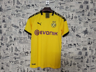 Camiseta Puma Borussia Dortmund Home 2019/20