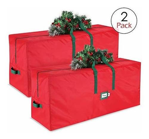 Bolsa De Almacenamiento De Arbol De Navidad De La Sirena De