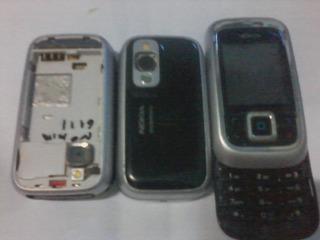 Celular Nokia-6111-lote Com 3 Com Defeito-leia O Anuncio