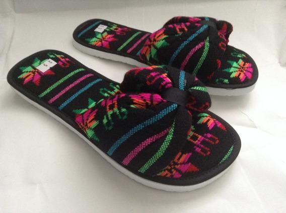 33 Pares Preciosa Sandalia Tipica Varios Colores # 23 - 26