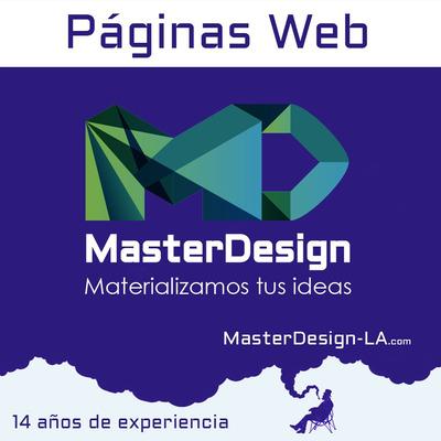 Página Web Profesional Autoadministrable Tienda Virtual Logo