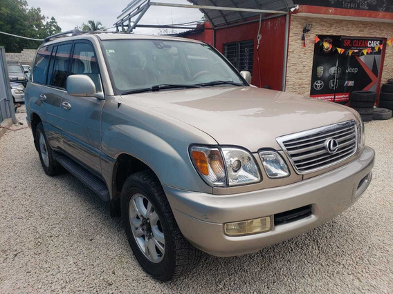 Toyota Lx470 Inicial 170,000.00