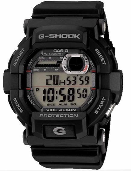 Relógio Casio Masculino G-shock Digital Gd-350-1bdr