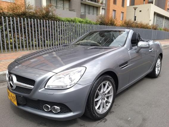 Mercedes-benz Clase Slk 200 1800 Cc Turbo A/t Convertible 20