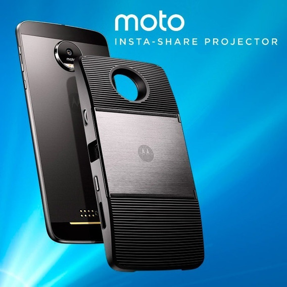 Moto Mod Proyector Z,z2,z3 + Regalo Micro Sd 128gb +++