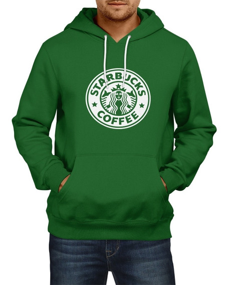Sudadera Hombre Starbucks Mod-1