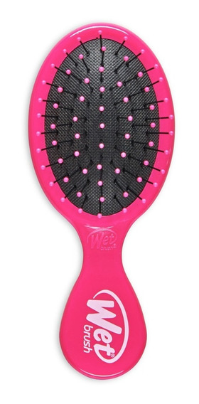 Cepillo Wet Brush Mini Detangler Pink