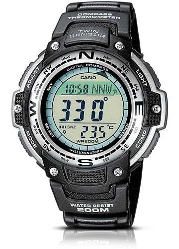 Relógio Masculino Casio Digital Esportivo Sgw-100-1vdf